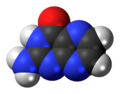 Pterin molecule spacefill.png