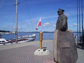 Poland's Wedding to the Sea - Site of the 1920 Wedding in Puck - Kashubia