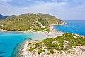 Punta Molentis Beach in Sardinia, Italy (48398707271).jpg