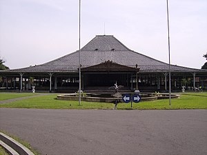 Mangkunegaran Palace - Pura Mangkunegaran