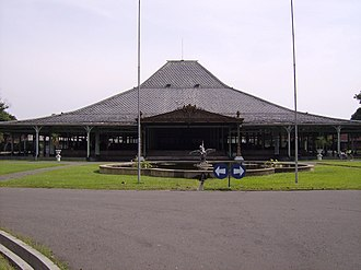 Mangkunegaran - Pura Mangkunegaran