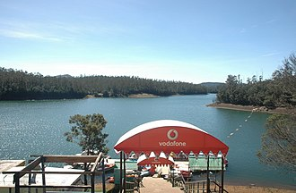 Pykara - Image: Pykara Lake Nilgiris