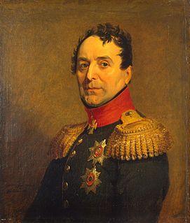 Pyotr Aleksandrovich Tolstoy Russian general