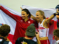 Pyrek and Rogowska Berlin 2009.jpg