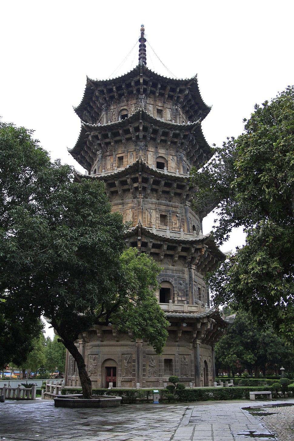 Quanzhou Kaiyuan Si 20120229-43