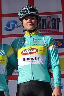 Claudia Cretti Italian cyclist