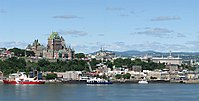 Panorama de Quebec.