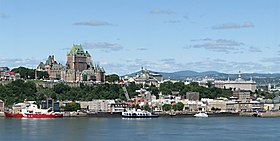 Panorama of Old Québec