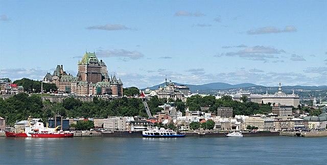 Québec (Cidade) - Fonte: Wikipedia