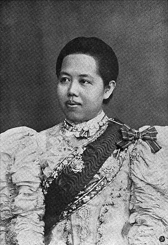Saovabha Phongsri - Image: Queen Saovabha Phongsri
