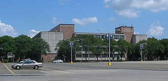 Queensborough Community College - Image: Queensborough CC 56Av Td Q jeh