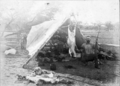Queensland State Archives 3208 Camp at Bore No 4 Tinnenburra c 1910.png