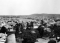 Queensland State Archives 54 Brisbane looking south west from Wickham Terrace October 1930.png