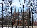Rīgas Sv. Franciska Romas katoļu baznīca (1892 F. fon Viganovskis); Katoļu iela 16; Rīga, Latvia (4).jpg