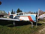 RA-44446 (aircraft), YAK18 pic2.JPG