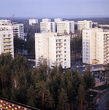 RIAN archive 501537 Protvino town.jpg