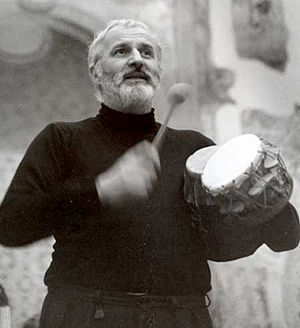 Jaroslav Krček - Jaroslav Krček, late 1970s.