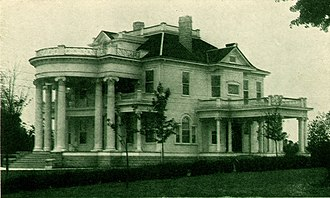 National Register of Historic Places listings in Copiah County, Mississippi - Image: RL Covington House