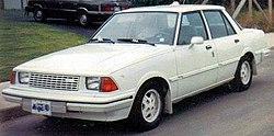1980 Mazda 626