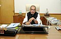 Radha Mohan Singh taking charge as the Union Minister.jpg