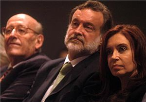 Rafael Bielsa - Image: Rafael Bielsa 2