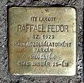 Raffael Fedor stolperstein Bp02 FrankelLeó21-23.JPG