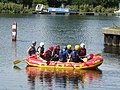 Rafting at Holme Pierrepont - geograph.org.uk - 522541.jpg