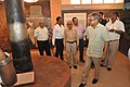 Raghvendra Singh Visits Science And Technology Heritage Of India Gallery With NCSM Dignitaries - Science City - Kolkata 2018-07-20 2565.JPG