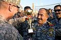 Raider Brigade volleyball team takes on Iraqi national police DVIDS149950.jpg