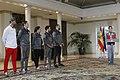Rajoy recibe al equipo español que ha participado en los JJOO de Invierno 08.jpg