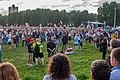 Minsk'te Tsikhanouskaya'yı destekleyen miting (30 Temmuz 2020) - 02.jpg