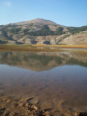 Lake of Rascino - Lago di Rascino