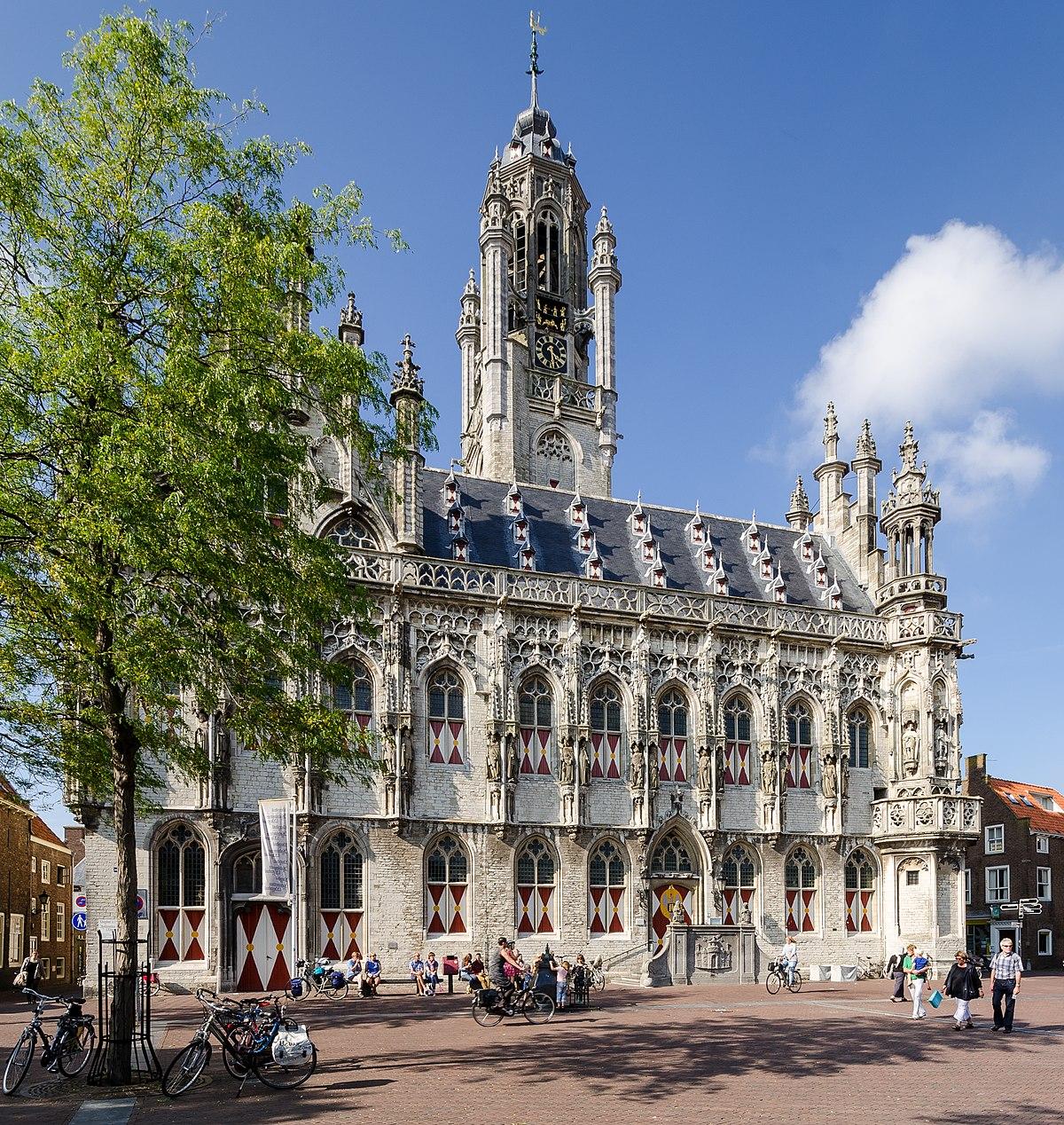 Gemeentehuis Middelburg