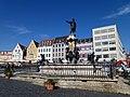 Rathausplatz Augsburg Germany - panoramio.jpg