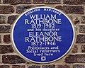 Rathbone plaque, Greenbank House.jpg