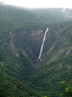 Thalaiyar Falls - Rat Tail Falls