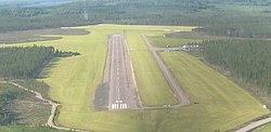 Rautavaara airfield from air (cropped).jpg