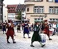 Ravensburg Rutenfest 2005 Landsknechte Schützenumzug.jpg