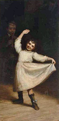 Rebecca Newbold Van Trump-Child Dancing.jpg