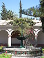 Recoleta - Arequipa - Fountain.jpg