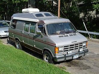 Dodge Ram Van - Image: Recreational Vehicle