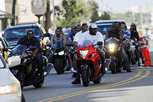 Black Bike Week