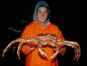 Alaskan king crab fishing - Wikipedia
