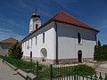 Református templom, kelet felől nézve, 2017 Bicske.jpg
