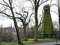Remains of a Windmill on Wandsworth Common (geograph 1789886).jpg