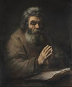 Rembrandt - An Elderly Man in Prayer - 1967.16.jpg