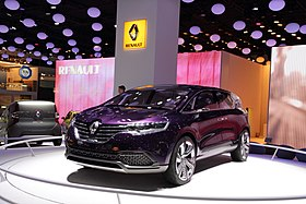 Parking In Paris >> Renault Espace - Wikipedia