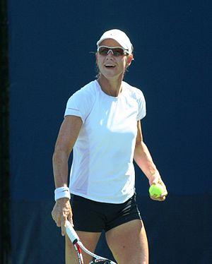 Rennae Stubbs - Rennae Stubbs at the 2010 US Open