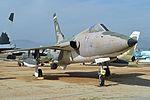 Republic F-105B Thunderchief '57-803 - HI' (27047323586).jpg