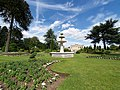 Restored fountain at Brodsworth Hall. - geograph.org.uk - 507852.jpg